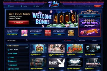 7BitCasino.com - latest casino by Softswiss