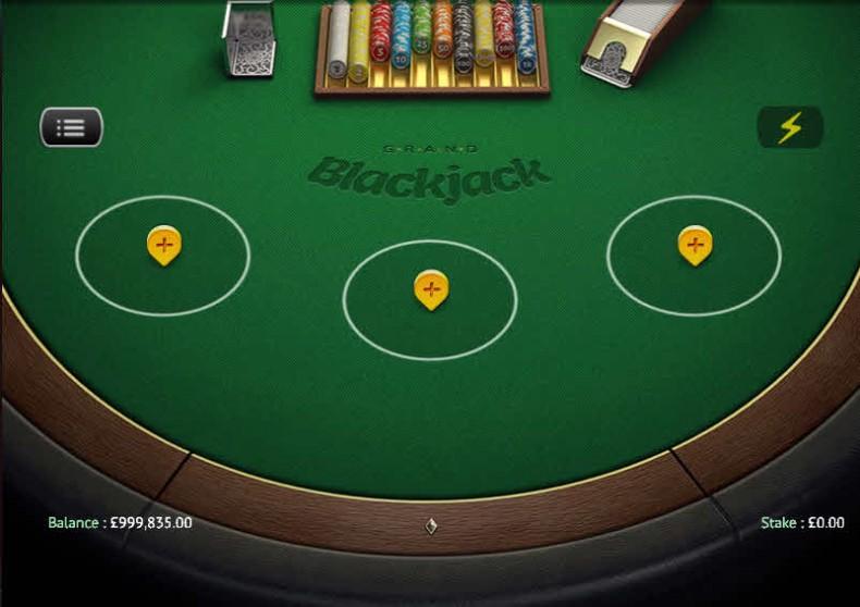 Grand Blackjack MCPcom