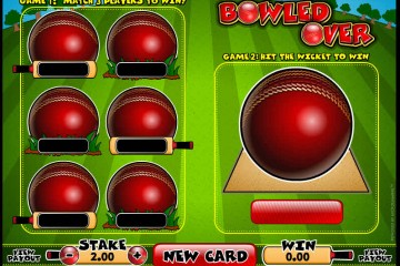 Bowled Over MCPcom Microgaming