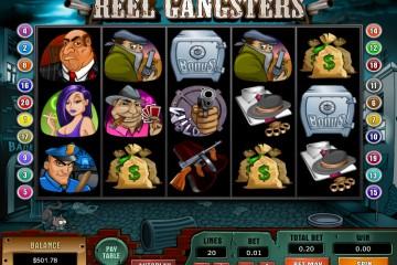 Reel Gangsters MCPcom Topgame