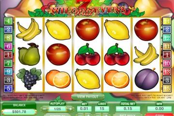 Wild Sevens MCPcom Topgame