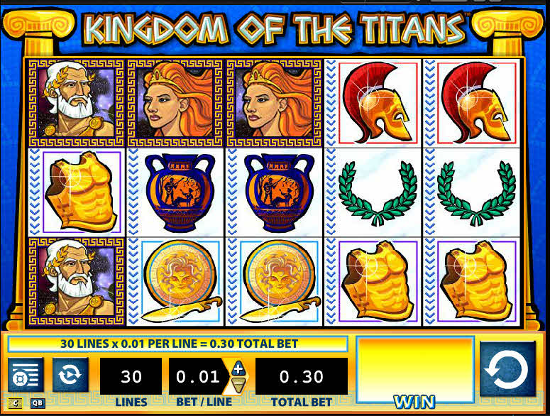 Kingdom of the Titans MCPcom WMS