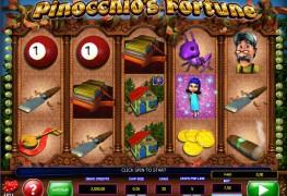 Pinocchio`s Fortune MCPcom