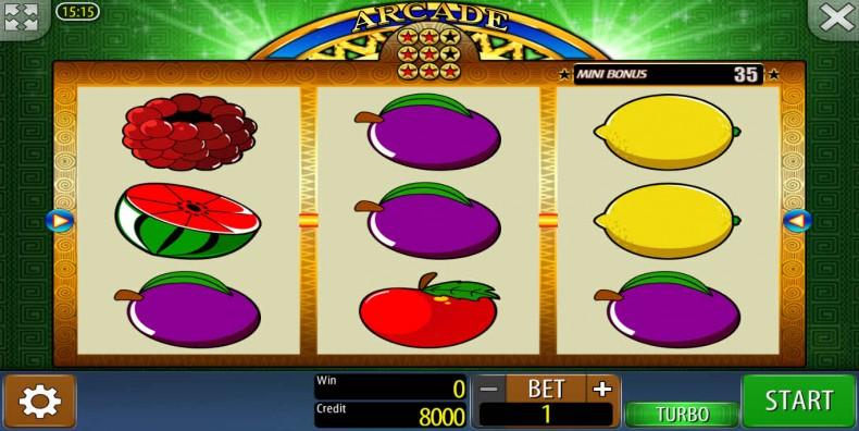 Arcade MCPcom Wazdan