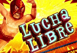Sneak Peek at Lucha Libre. New game from Real Time Gaming