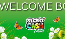 Spring Amazing Bonus 500 Match in Slotocash