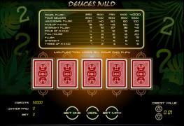 Deuces Wild MCPcom Amaya (Chartwell)