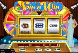 Spin 'n' Win MCPcom Amaya (Chartwell)