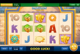 Babylon Treasury MCPcom Cayetano Gaming