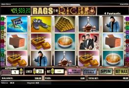 Rags To Riches MCPcom Cryptologic