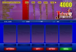 Joker Poker MCPcom Espresso Games