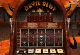 Devil Slot MCPcom Gamescale