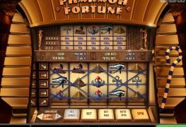 Pharaoh Fortune MCPcom Gamescale
