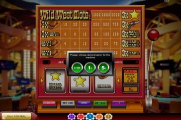 Wild West MCPcom Gamescale