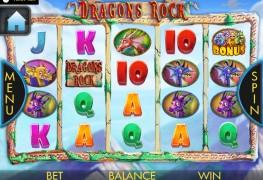 Dragons Rock MCPcom Genesis Gaming