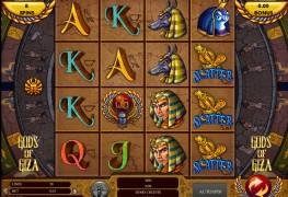 Gods Of Giza MCPcom Genesis Gaming