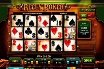 Reely Poker MCPcom Leander Games