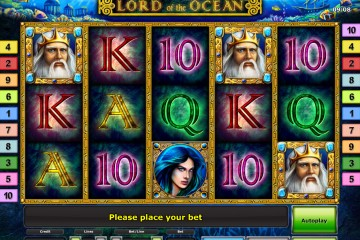 Lord Of The Ocean MCPcom Novomatic