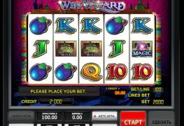 Win Wizard MCPcom Novomatic