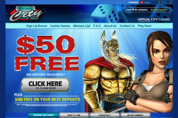 Virtual City Casino MCPcom home