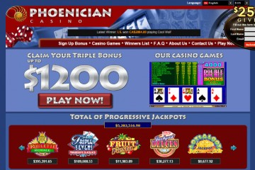 Phoenician Casino MCPcom home