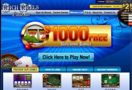 Rich Reels Casino MCPcom home