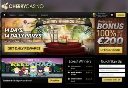Cherry Casino MCPcom home