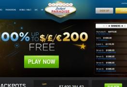 Jackpot Paradise Casino MCPcom home