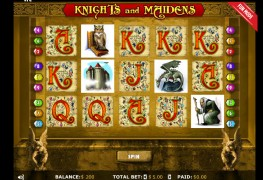 Knights and Maidens MCPcom 888 Holdings