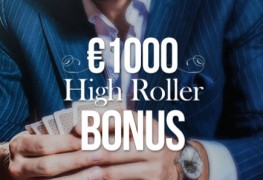 GoWild Casino MCPcom High Roller Welcome Bonus
