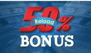 Wild Jackpots Casino Reload Bonu MCPcom