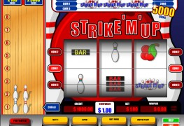 Strike 'm' up MCPcom B3W Group