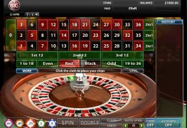 Auto Roulette MCPcom Big Time Gaming