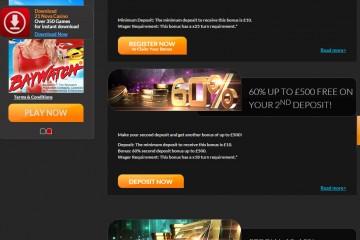 21Nova Casino MCPcom bonus