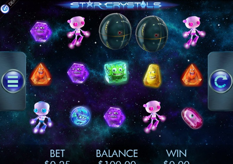STAR CRYSTALS MCPcom Genesis