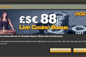 Noxwin Casino MCPcom bonus live
