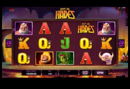 Hot as Hades Video slots by Microgaming