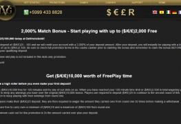 Davinci's Gold Casino MCPcom bonus