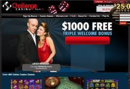 Challenge Casino MCPcom home