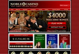Noble Casino MCPcom