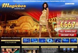 Magicbox Casino MCPcom home