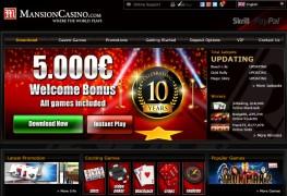 Mansion Casino MCPcom