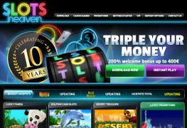 Slots Heaven Casino MCPcom