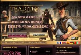 Tradition Casino MCPcom