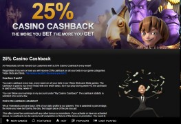 Video Slots Casino MCPcom bonus