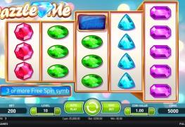 Dazzle Me Video Slot by Netent MCPcom
