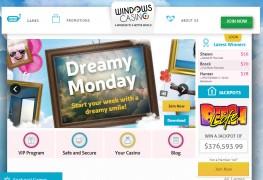 Windows Casino MCP com