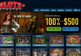 Slots Jackpot Casino MCPcom home