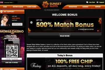 Sunset Slots Casino MCPcom4