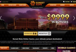 Sunset Slots Casino MCPcom